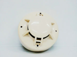 12VDC 4 Wire Smoke Fire Detector