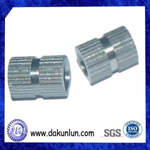 Custom Design Carbon Steel Knurled Nut with M2.5 Thread (DKL-N011)