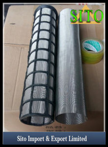 Stainless Steel Sintered Wire Mesh Cylinder Filter