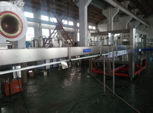 Fully Automatic Pet Bottle Mineral Water Filling Bottling Machine pictures & photos