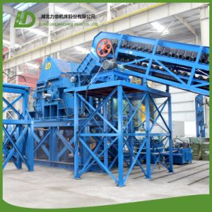Psx-5050 Shredder Metal Crusher for Metal Recycling