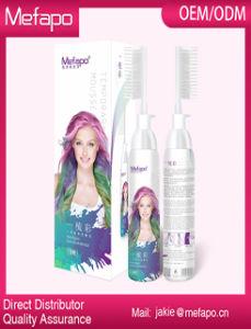 China OEM Hair Color Dye / Purpul Hair Dye / Hair Root Spray ...