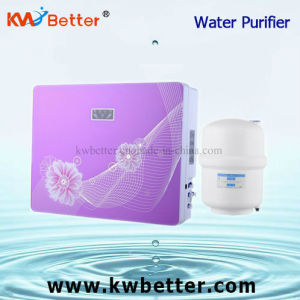 Five Stages RO Water Purifier with Sterilization Peculiar for Home