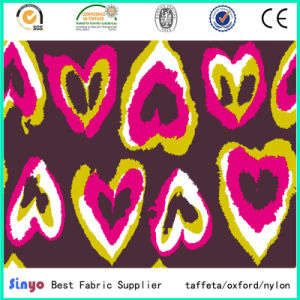 Wholesale Textile Fabric with Fruit Pattern Printed pictures & photos