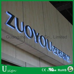 Top Quality Customized 3D Channel Letter Sign, LED Channel Letter