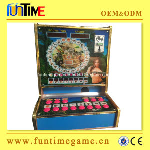 Table Top Slot Game Machine, Coin Operated Casino Machine pictures & photos