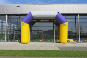 Logo Customized Inflatable Entrance Arch Inflatable Archway for Sale
