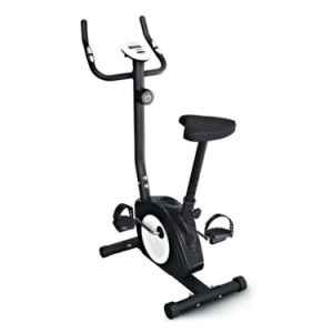 Eight Levels Adjustable Cardio Machine Magnetic Cross Fitness Upright Exercise Bike