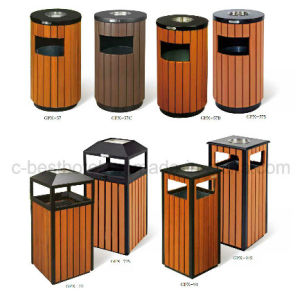 Top Newly Design Outdoor Garbage Bins Trash Can Pictures Photos
