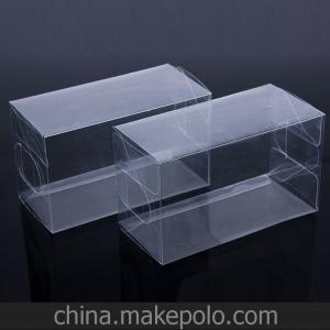 Folding Packing Plastic Case PVC Box (HR-PB007) pictures & photos