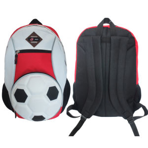 Outdoor Daily Footbal School Student Leisure Sports Travel Backpack Bag pictures & photos