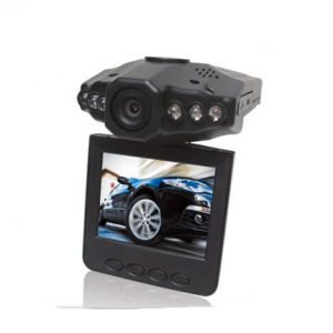 2.5 Inch HD Car DVR Camera Recorder H198