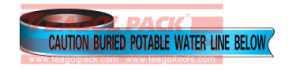 Detectable Caution Potable Water Line Tape pictures & photos