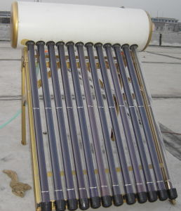 Compact High Pressure Solar Water Heater pictures & photos