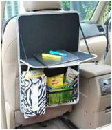 Best Quality Car Seat Storage Organizer Trunk Organizer with Table