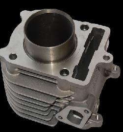 Motorcycle Cylinder Block (Childe NT 125)