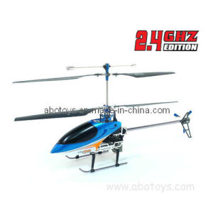 Coaxial Structure 4 Channel Helicopter With 2.4G R/C System (EH-5-10-2.4G)