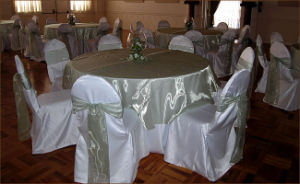 Satin Chair Cover (JT)
