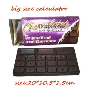 Big Chocolate Calculator (LP1030A)