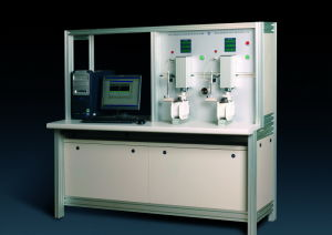 LS2411 Measurement Unit Error Curve Testing Bench