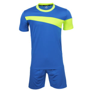 competitive price 24303 b2519 Custom Children Sublimated Football Jersey Cheap Soccer Suits
