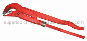 45 Degree Bent Nose Pipe Wrench (532100) pictures & photos