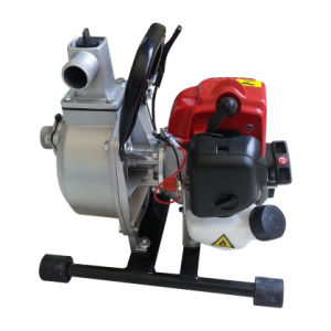 1 Inch Water Pump (2 TROKE ENGINE) pictures & photos