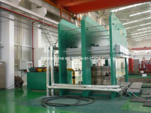 Frame Hot Plate Vulcanizing Press pictures & photos