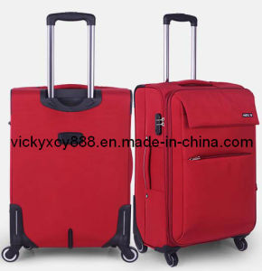 Top Quality Wheeled Trolley Luggage Travel Bag Case Suitcase (CY6841) pictures & photos