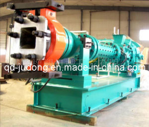 Pin Cold Feed Rubber Extruder pictures & photos