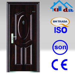 Ciq Soncap Approved Cheap Steel Standard Security Door