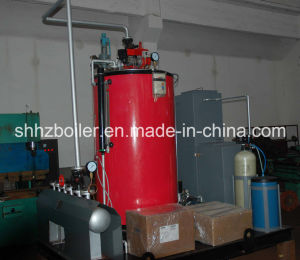 12 Bhp Automatic Vertical Oil Fired Steam Boiler pictures & photos