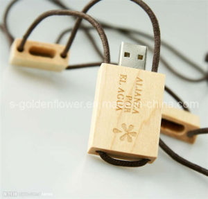 Wood USB Flash Drive (S-GFM002)