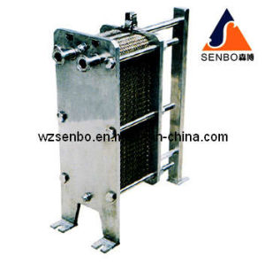 Stainless Steel Plate Heat Exchanger (SB)