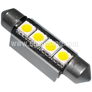 Canbus LED Festoon Auto Light (S85-43-004Z5050P) pictures & photos