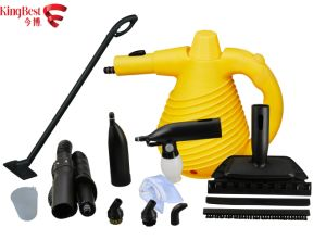 Electric Handheld Multi-Functional Steam Cleaner Cleaning Tool (KB-2016A) pictures & photos