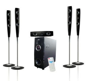 China 5 1 Channel Speaker Lg 763 Home Theatre Digital Theater System