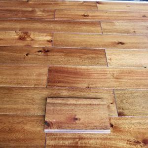5 Inch Big Leaf Acacia Wood Flooring, 5 Inch Laminate Flooring