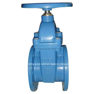 Resilient Seat Cast Iron Gate Valve