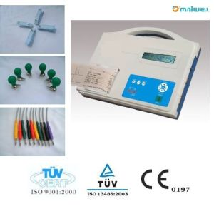 One/ Single Channel Digital ECG Monitor, ECG Machine and Electrocardiograph (OW-E21A) pictures & photos