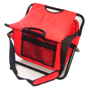 Fishing Chair/Picnic Chair Cooler Bag for Promotion pictures & photos