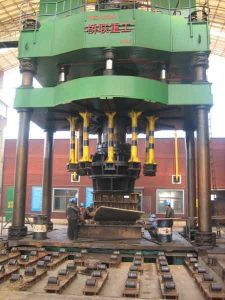 10000t Oil Press for Plate