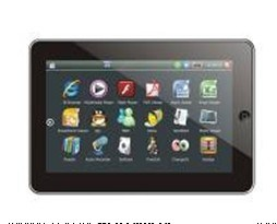 10.2 Inch Tablet PC With WiFi, 3G, Sensor