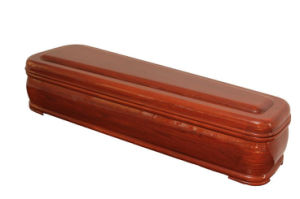 European-Style Wooden Coffin&Casket (S42) pictures & photos