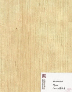 Cherry Impregnated Paper (HB-40905-A)