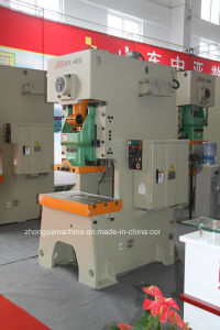 Pneumatic Power Press Punching Machine Jh21-45ton pictures & photos
