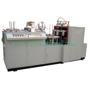 Automatic Single PE Paper Bowl Forming Machine