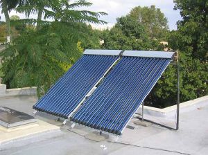 Premium Heat Pipe Solar Collector