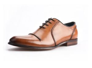 5fdb746b5b4 China High End Custom Design Real Leather Wedding Shoes Men Formal ...