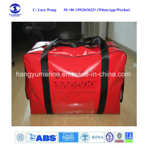Solas 6 Persons Marine Offshore Inflatable Leisure Life Raft pictures & photos